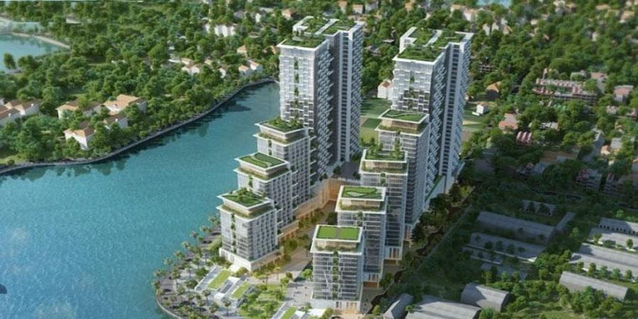 Chung cư Sun Group 58 Tây Hồ