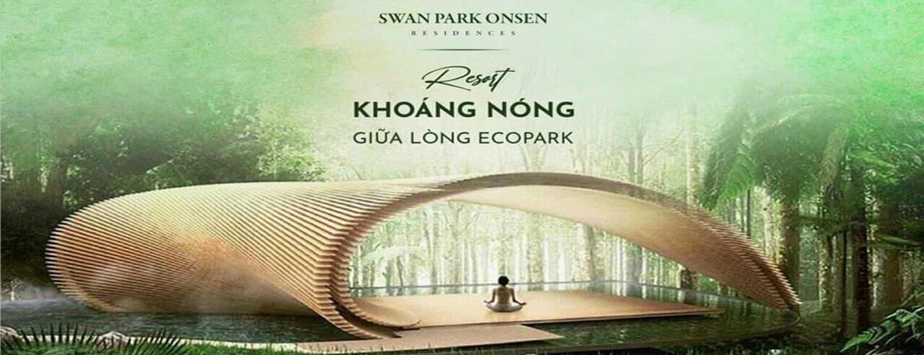 Khoáng Nóng đối với Sức khỏe - căn hộ Ecopark Swan Lake Onsen